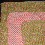Dirty Girl Washcloths: Basketweave, Garter Stitch, Stockinette